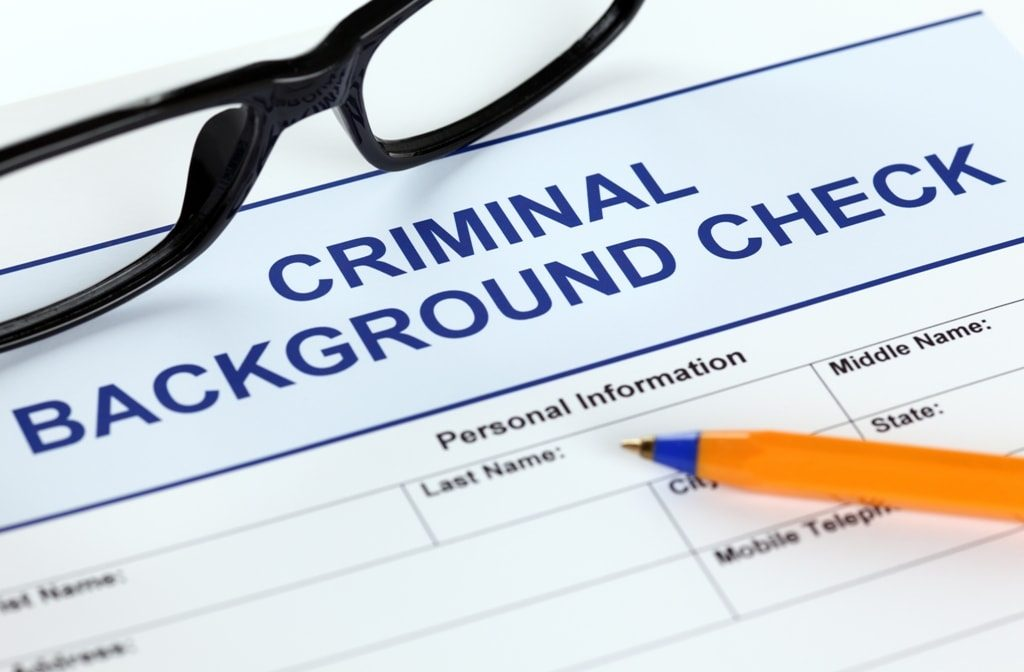 Can You Volunteer if You Have a Criminal  Record?