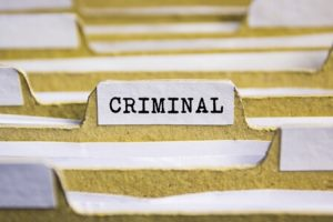 Adoption with criminal record