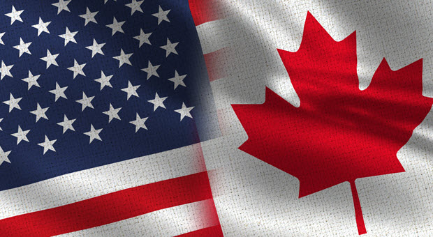 Canadians travelling to US with US entry Waiver