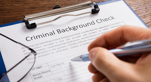 criminal background check for pardons Canada