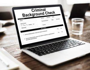 criminal record check Canada