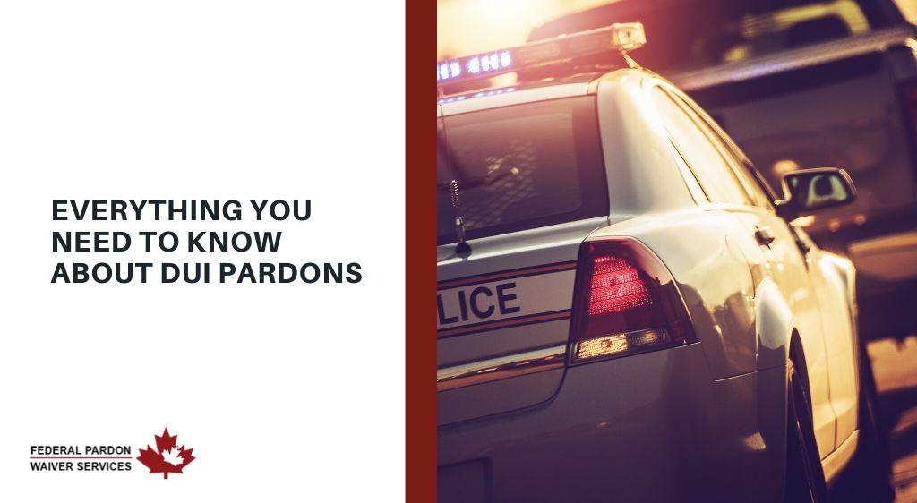 dui pardon