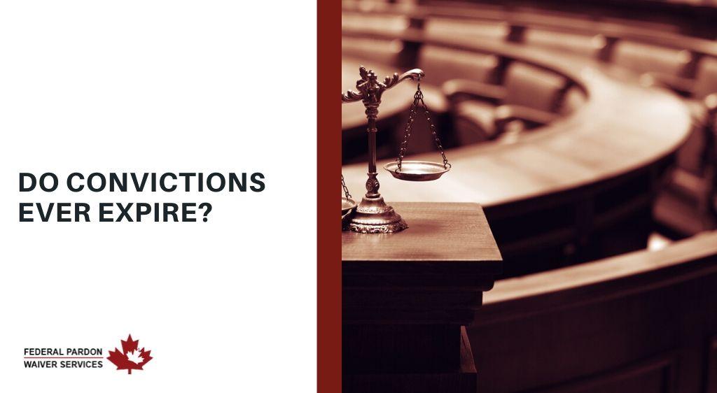 do convictions expire